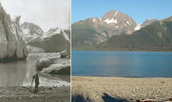 3. Muir Glacier 1890-2005