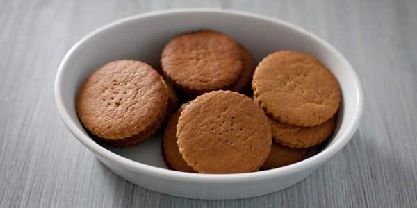 Biscotti secchi fatti in casa