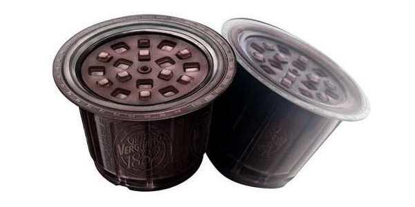 capsule compostabili caffè vergnano