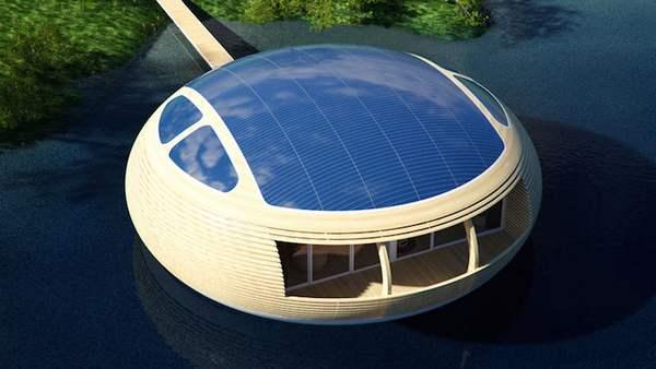 casa galleggiante ecologica 3