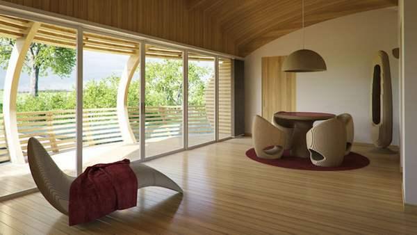 casa galleggiante ecologica 5
