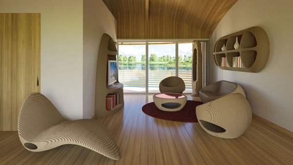 casa galleggiante ecologica 6