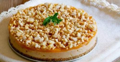 cheesecake vegan 4 pesca