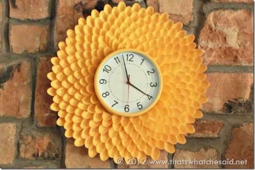 cucchiaini 6 orologio