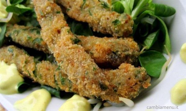 frittura asparagi
