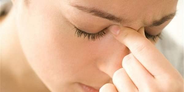 sinusite sintomi