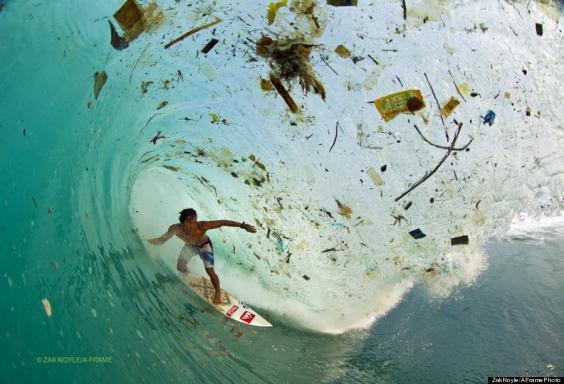 3. Surf tra i rifiuti