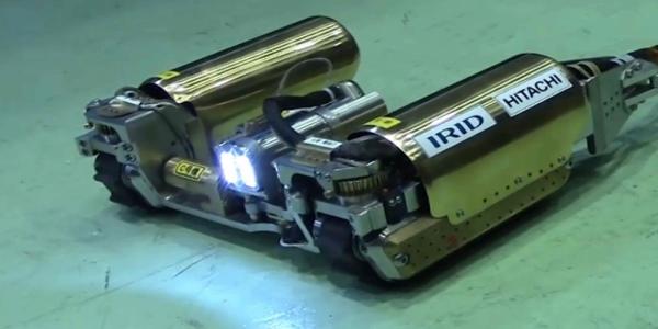 Fukushima snake robot