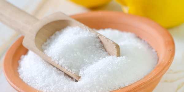 acido citrico usi aceto