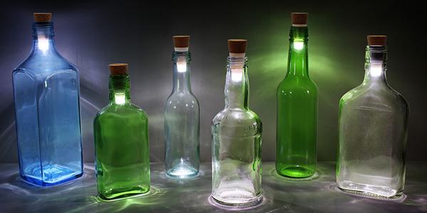 bottiglietappoLED