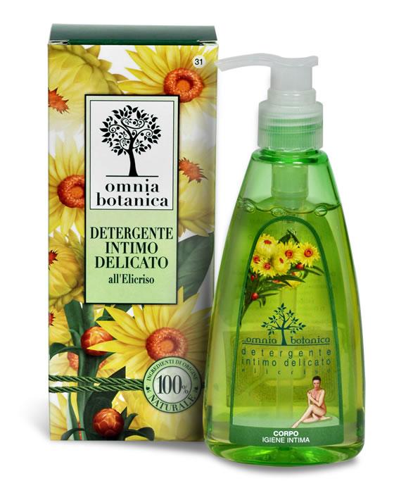 detergente intimo 4 omnia botanica