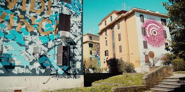 street artist roma