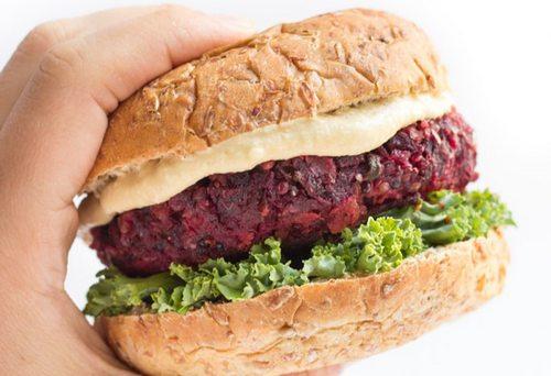 burger quinoa 1 vegan e sensa glutine