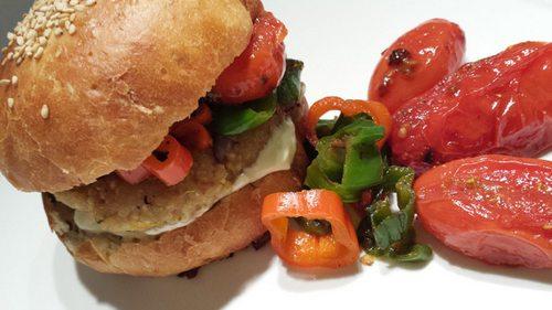 burger quinoa 2