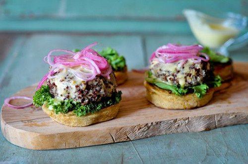 burger quinoa 7