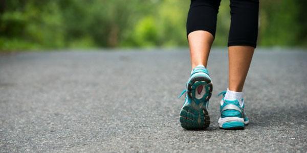 camminare vita sedentaria