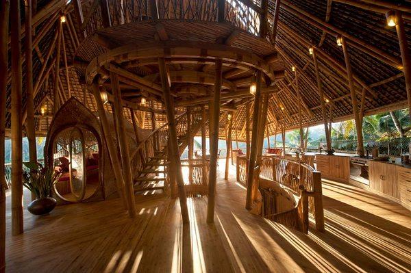 case sostenibili bambu