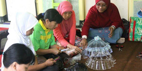indonesia cure mediche rifiuti