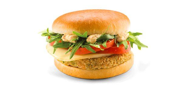 mcdonalds panino vegetariano mcveggie