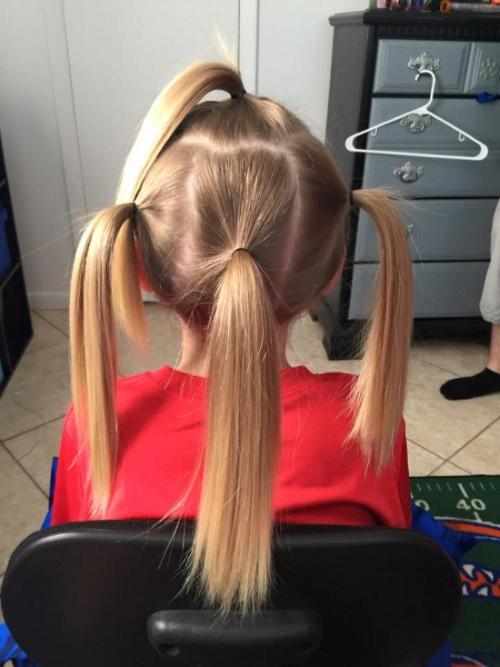 2. Bimba capelli