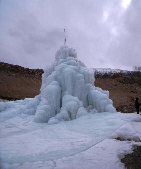 4. icestupa
