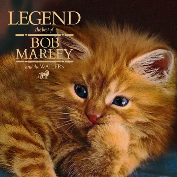 Bob Marley The Wailers Legend