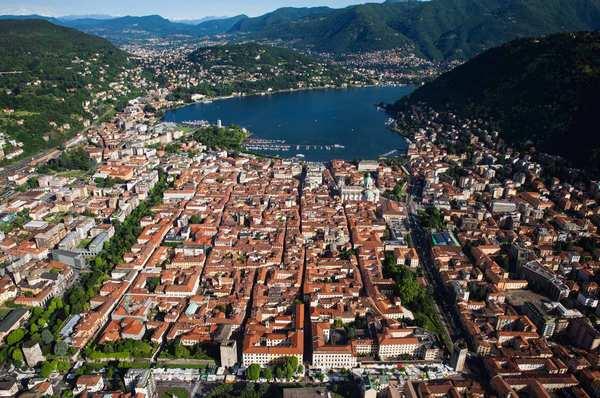 La Città di Como photo Yann Arthus Bertrand b