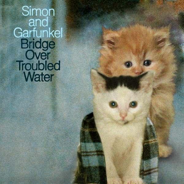 Simon Garfunkel Bridge Over Trouble Water