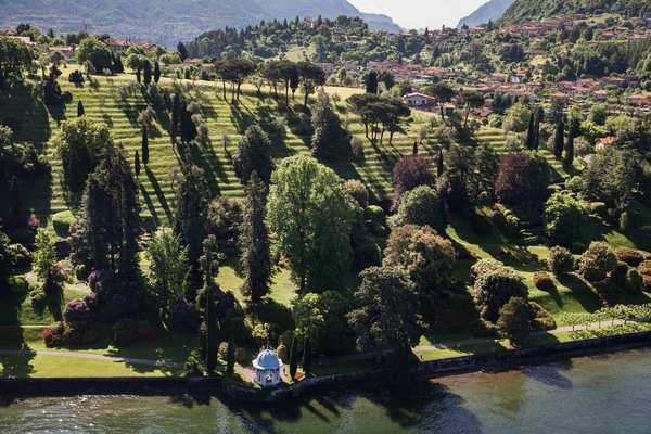 Villa Melzi Bellagio photo Yann Arthus Bertrand b