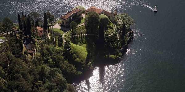 Villa del Balbianello photo Yann Arthus Bertrand b