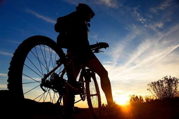 cammino santiago bicicletta