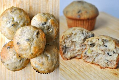 muffin semi anguria