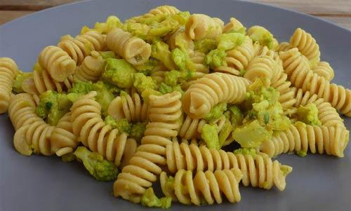 pasta cavolo verde