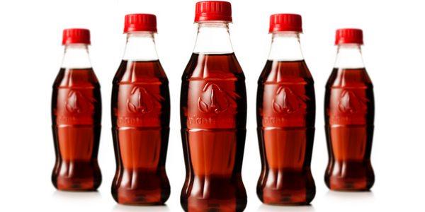 plant bottle coca cola
