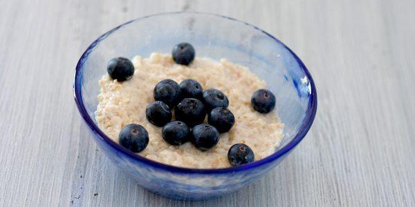 Porridge estivo