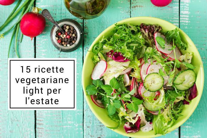 ricette vegetariane light estate