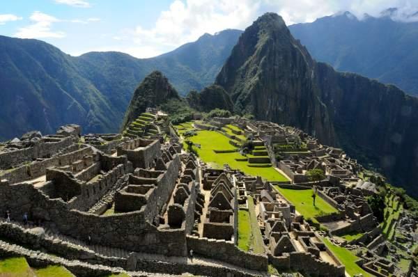 1. Macchu Picchu