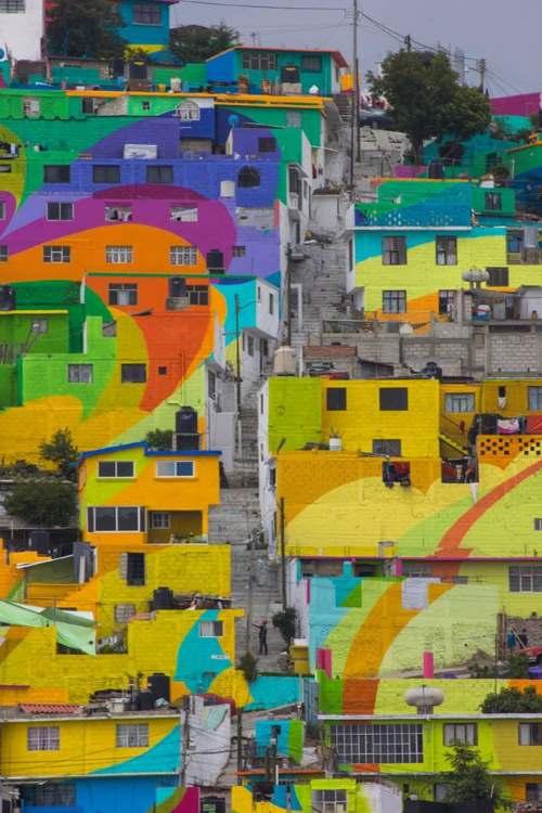 2. MacroMural Barrio de Palmitas