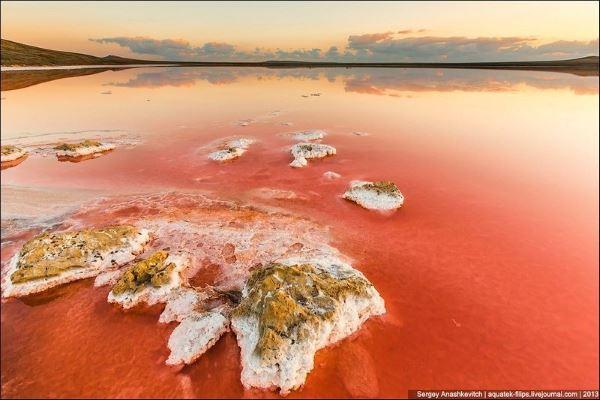 3. Koyashskoye Salt Lake