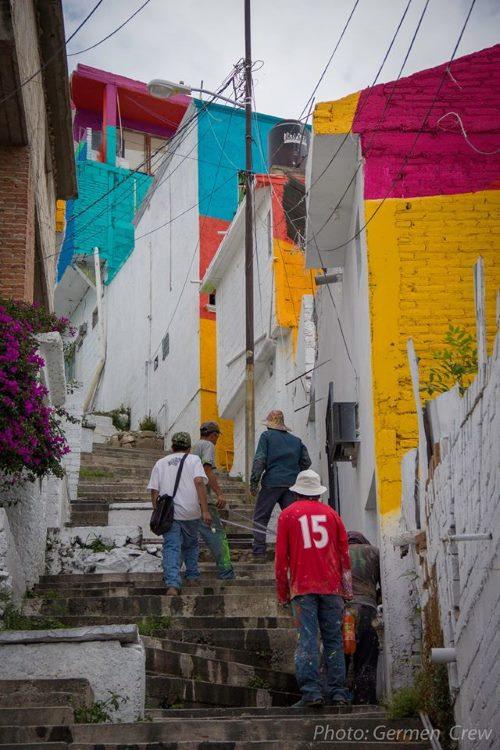3. MacroMural Barrio de Palmitas