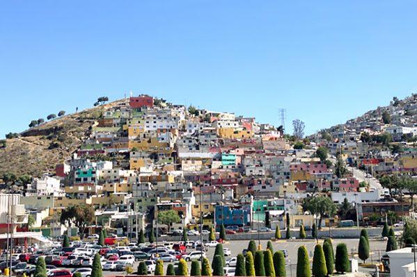 4. MacroMural Barrio de Palmitas
