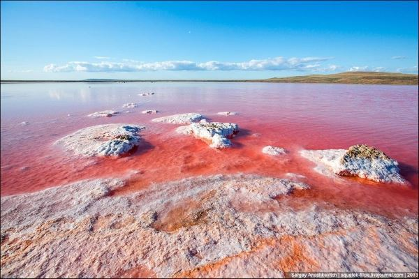 5. Koyashskoye Salt Lake