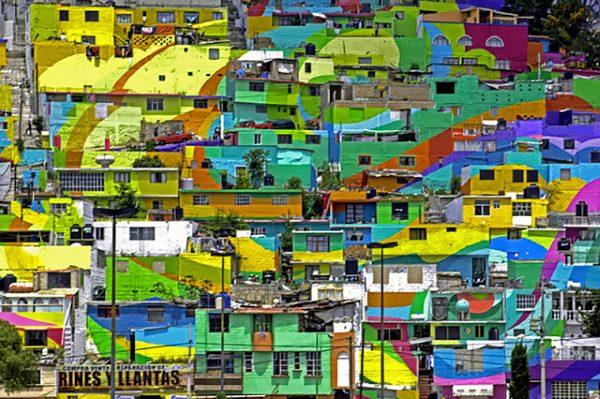 5. MacroMural Barrio de Palmitas
