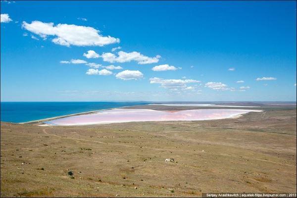 6. Koyashskoye Salt Lake