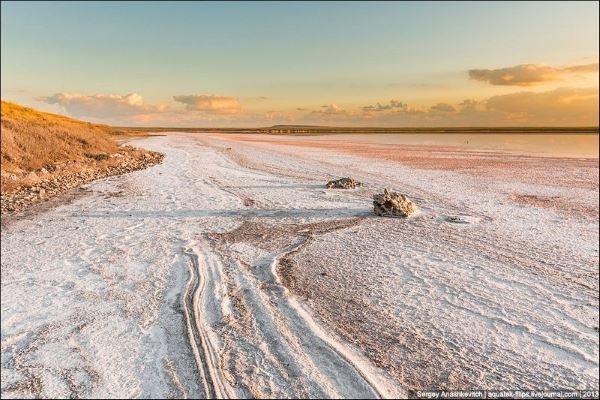 9. Koyashskoye Salt Lake
