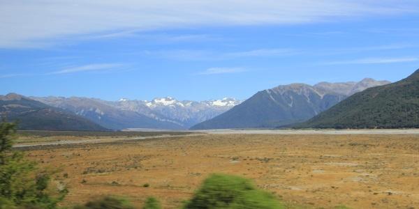 Arthurs Pass New Zealand