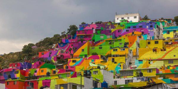 MacroMural Barrio de Palmitas cover