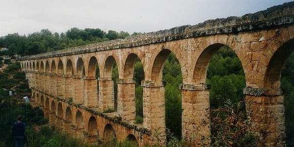 antichi acquedotti romani