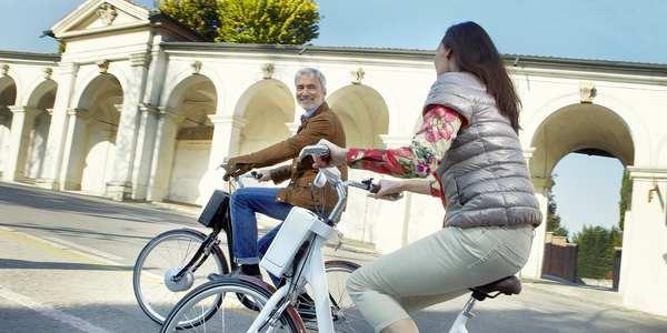 bici elettriche ospedale pisa