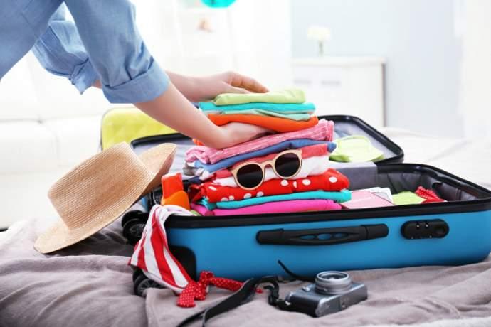 fare valigia